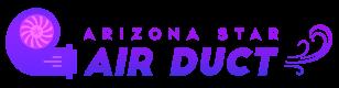 Arizona Star Air Duct - - slider logo
